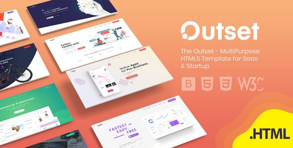The Outset – HTML