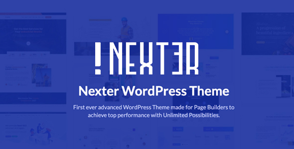Nexter WordPress Theme